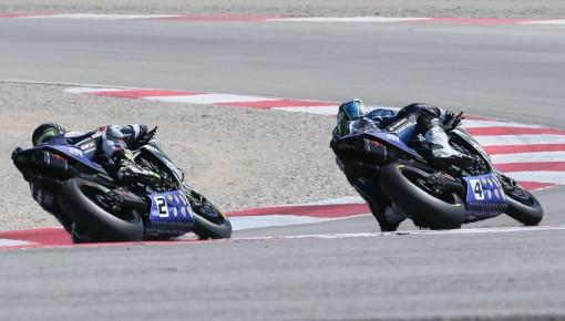 Monster Energy/Graves/Yamaha Miller Motorsports Park Recap