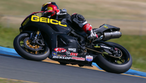 GEICO Motorcycle Pro Jake Zemke Miller Motorsports Park Recap