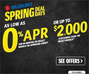 Suzuki Spring Fling!